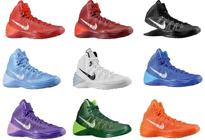 best service d5be0 2e3ac Checkout all some of the colorways for the new hyperdunk 2013
